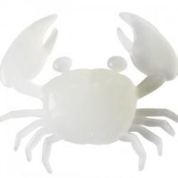 "Super Little Crabs 1"" - Glow White"