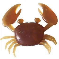 """Super Little Crabs 1"""" - Pumpkin"""