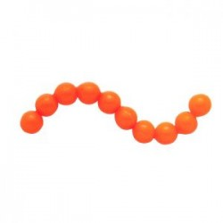 Dappy Super Scent Balls L - Glow Orange